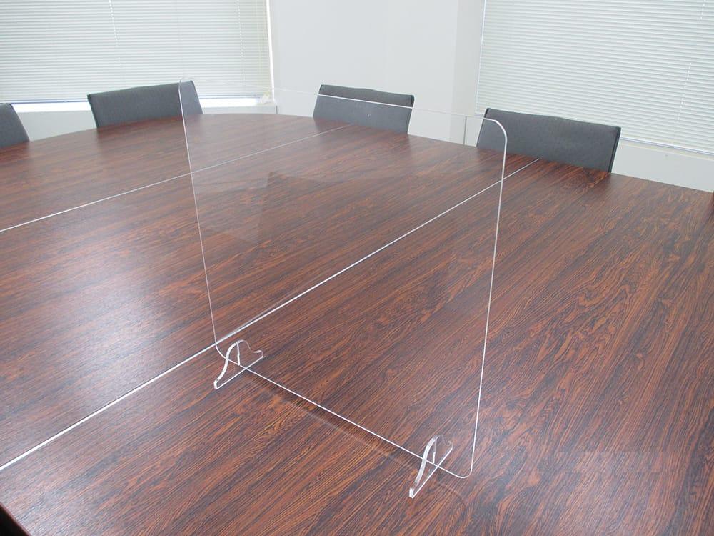 飛沫防止用透明アクリル板